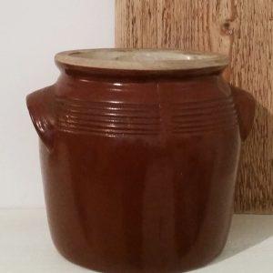 0294 Bruine Keulse pot