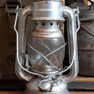 0578 Vintage olielamp