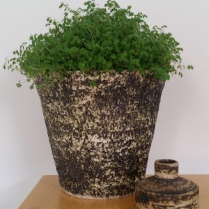 0653 Berkenbast bloempot