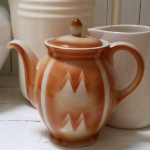 0908 Art Deco koffiepot
