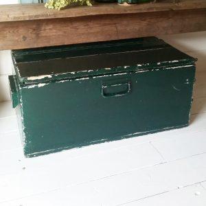 0914 Groene houten