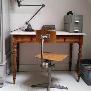 0938 Industriële bureaustoel