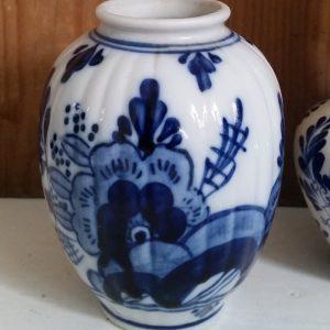1067 Delfts blauw vaasje